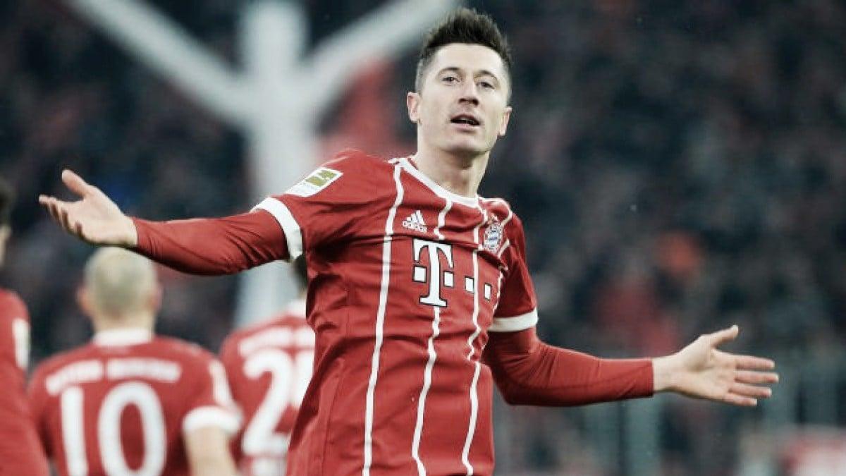 Estos fueron los mejores once jugadores del año en Bundesliga