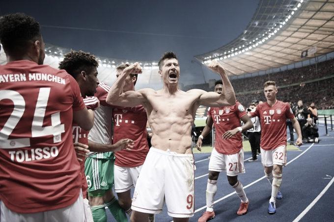 Mais um título! Bayern de Munique dá show e derrota RB Leipzig na final da DFB Pokal