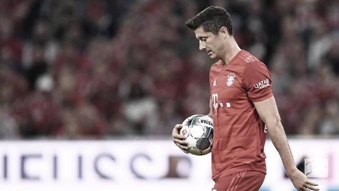 Bayern München no pudo en casa con el Hertha BSC