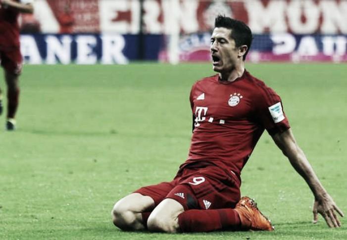 Bundes, Lewandowski e Kimmich regalano la vittoria al Bayern