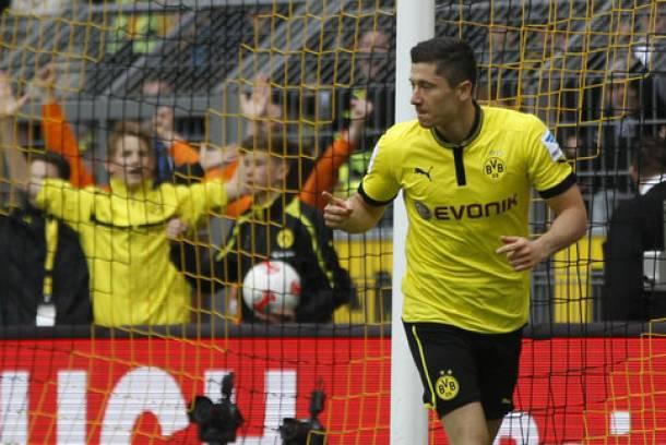 Dortmund tout en maîtrise