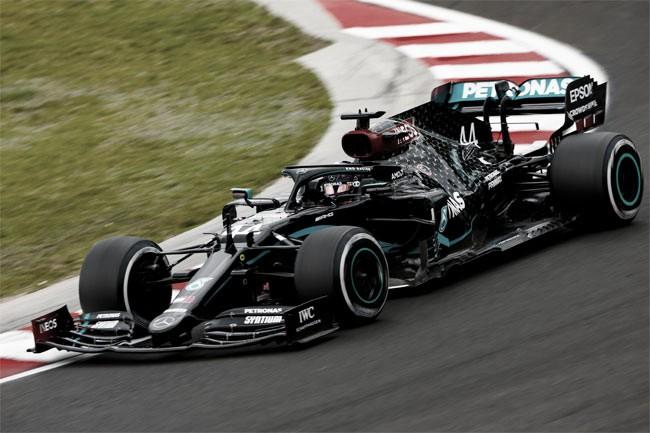 Lewis Hamilton garante 90ª pole após ir bem no qualifying em Hungaroring
