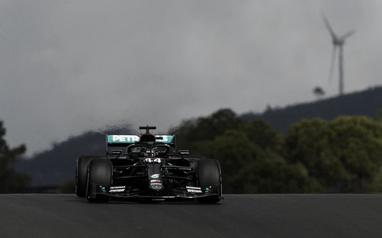 Resultado Corrida GP de Portugal 2020 da F1