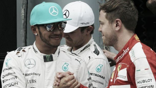 Malaysian Grand Prix - Qualifying Report: Hamilton just beats Vettel to Pole