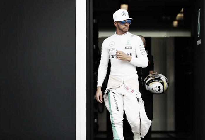 """Lewis Hamilton: """"Lo que necesito es la pole"""""""