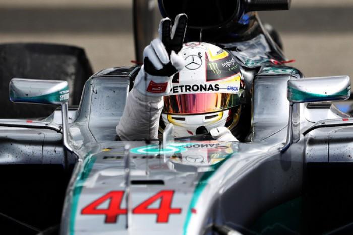 "Hockenheim, Hamilton: ""Gara perfetta"", Rosberg: ""Potevo essere secondo"""