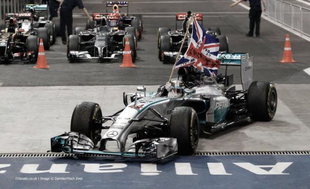 Mercedes lo conquista todo 60 años después