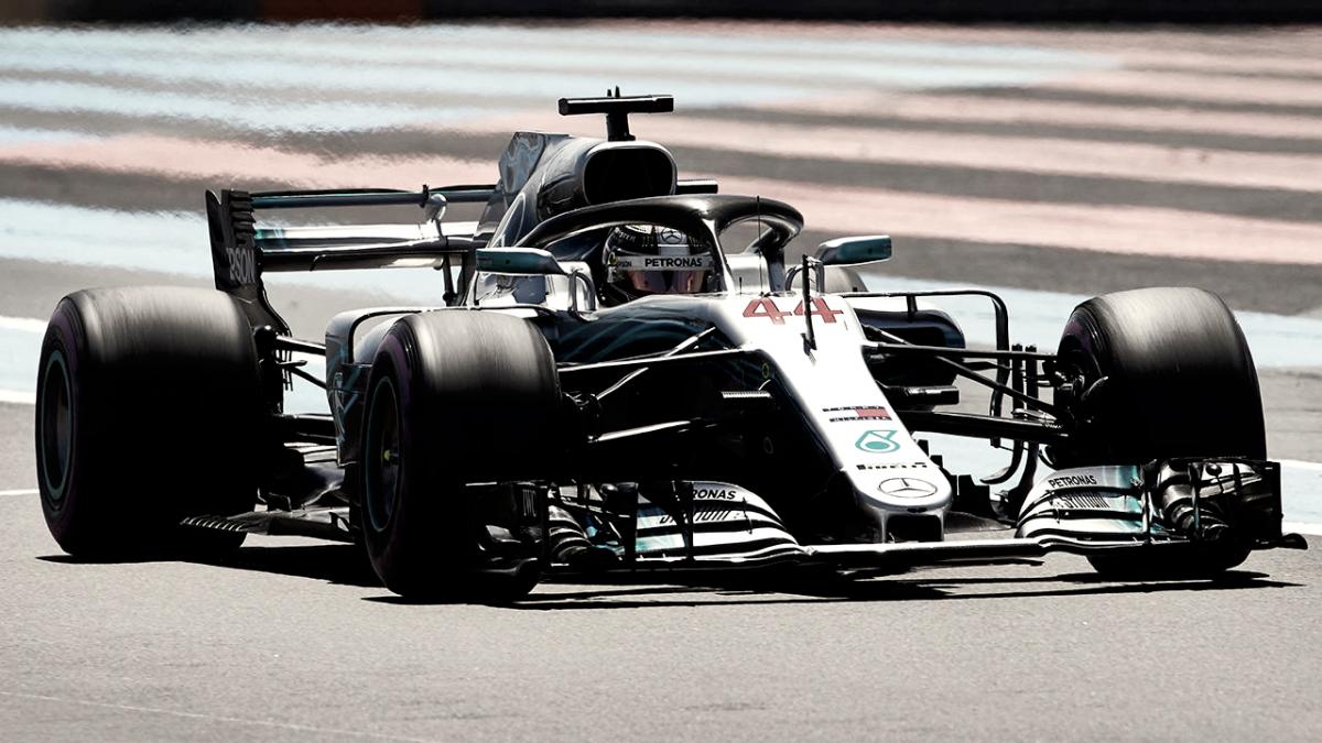 Resumen clasificación GP de Francia de 2018 de Fórmula 1
