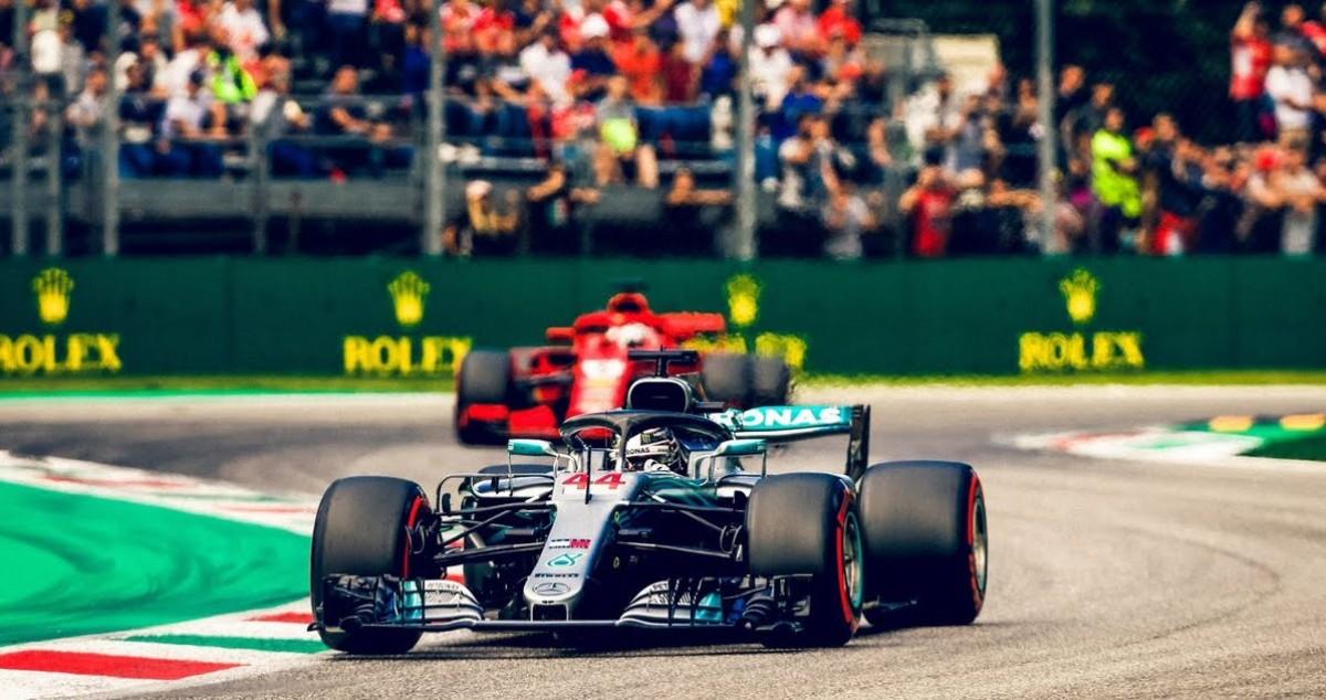 Formula 1 - Le pillole da Monza