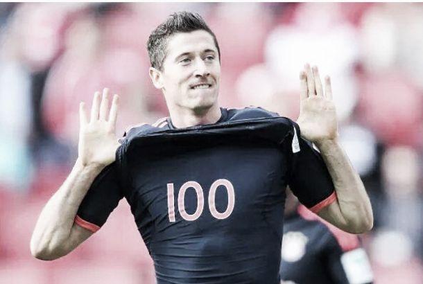 1. FSV Mainz 05 0-3 Bayern Munich: Lewandowski brace continues perfection