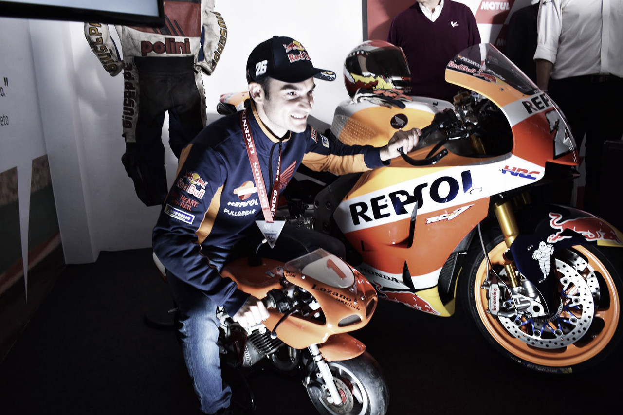 Dani Pedrosa ya es leyenda de MotoGP