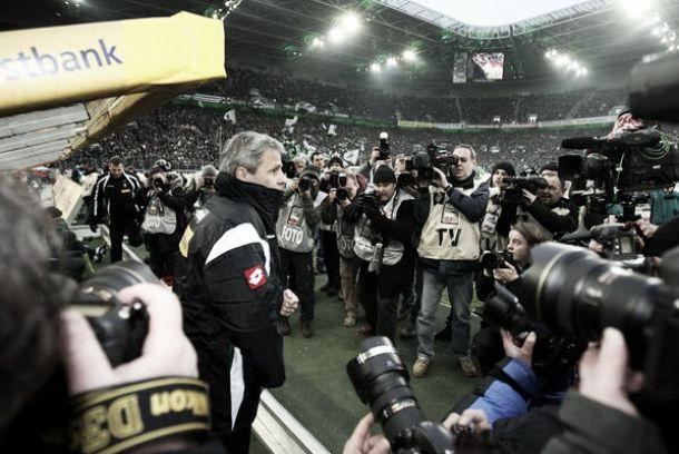 Os 100 jogos de Lucien Favre com o Borussia Mönchengladbach na Bundesliga
