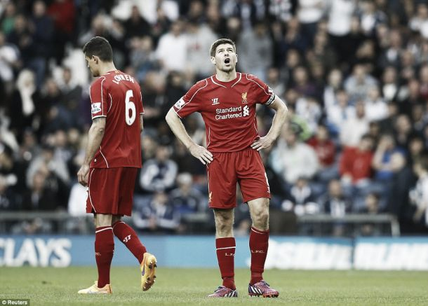 Opinion: West Brom 0-0 Liverpool -Lack of bite costs toothless Reds yet again