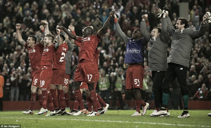Europa League 2015/16: Liverpool's road to the final