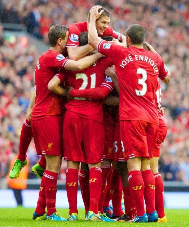 Première victorieuse pour les Reds