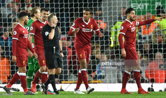 Liverpool 2-2 Tottenham Hotspur: Kane's second penalty effort ties game shrouded in officiating controversy