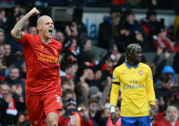 Liverpool atomise Arsenal !