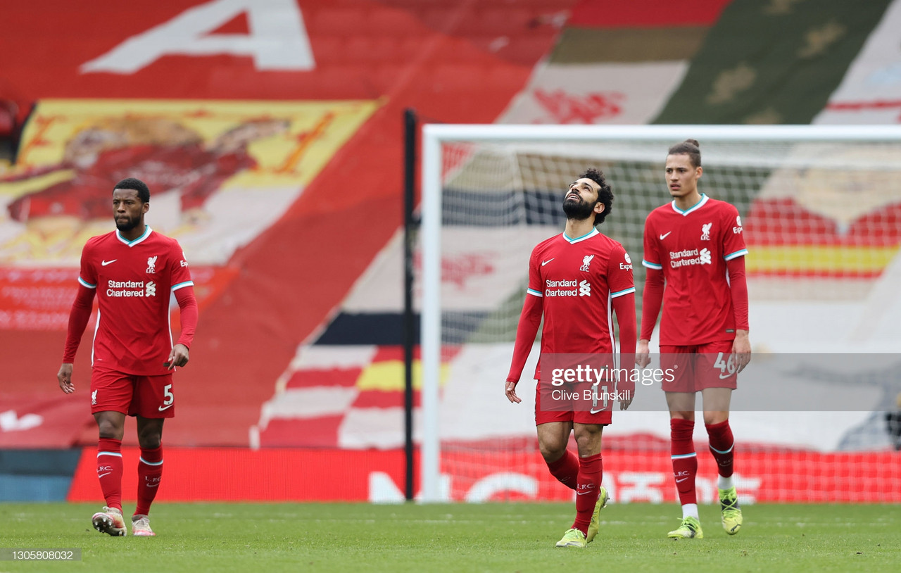 Liverpool 0 - 1 Fulham: Reds' shambolic home form continues