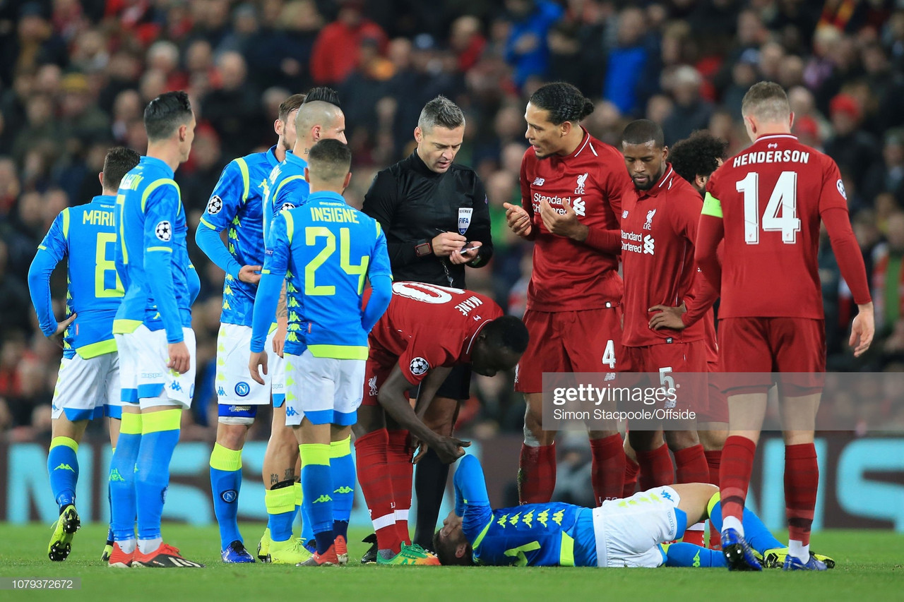 Liverpool v Napoli Preview: Reds looking to get back on track following US tour