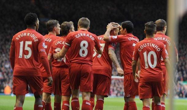 Liga Inggris  - Liverpool Paling Laris dan Paling Makmur Musim 2013/2014