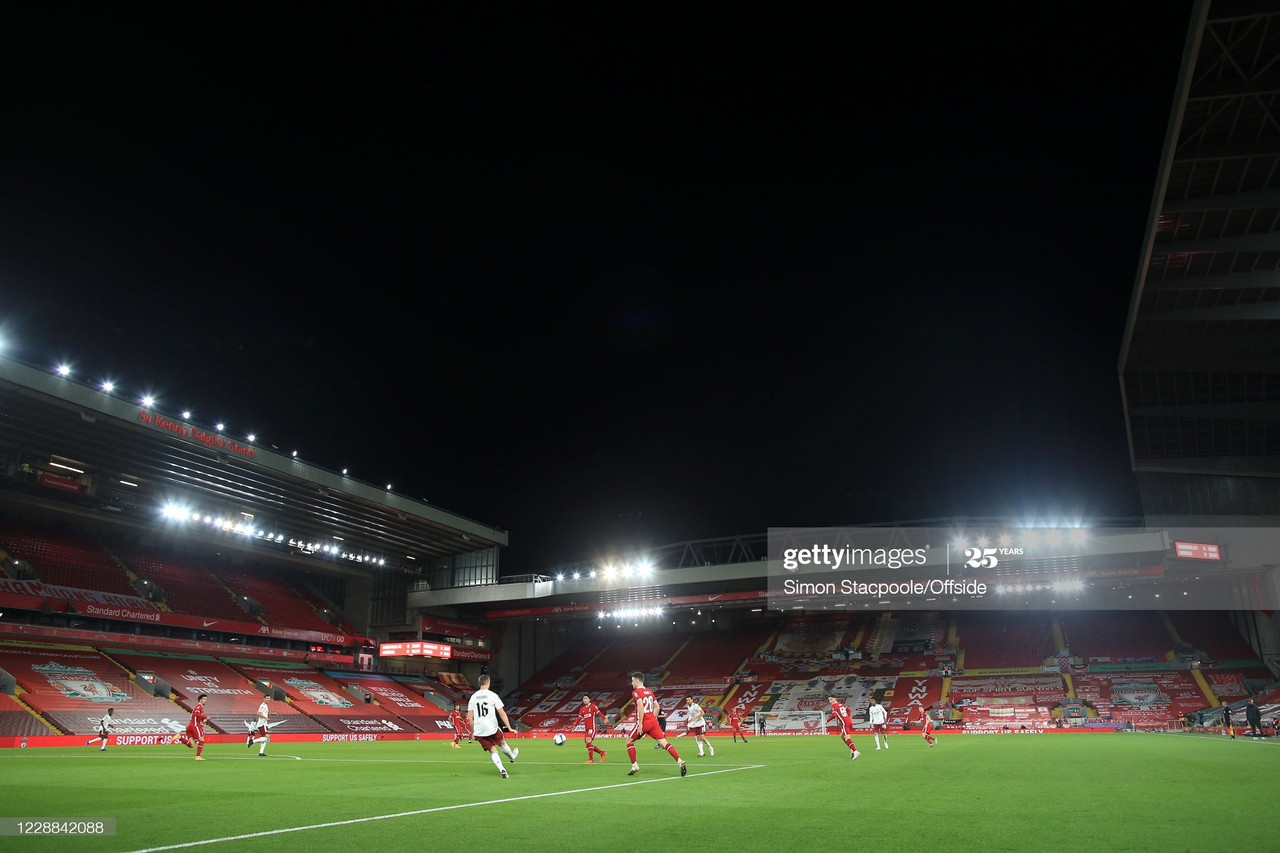 (Photo by Simon Stacpoole/Offside/Offside via Getty Images)