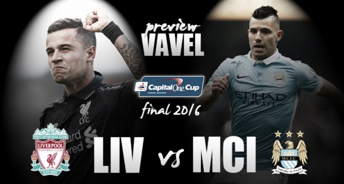 Liverpool - Manchester City Capital One Cup Final Preview: Reds boss Klopp aiming for first trophy