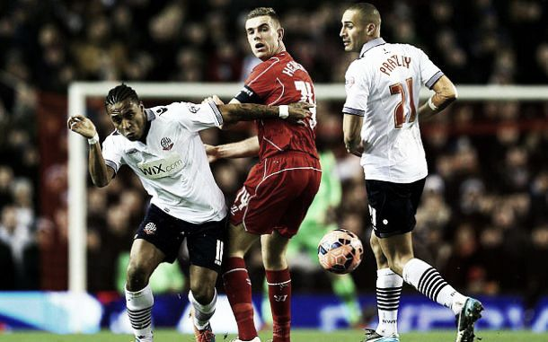 Liverpool 0-0 Bolton: Inspired goalkeeping display by Bogdan frustrates Reds