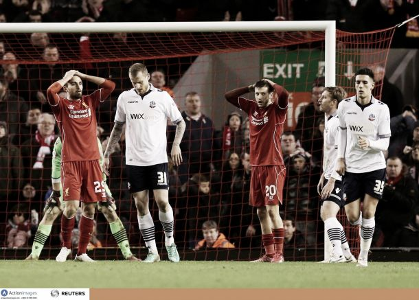 Opinion: Bolton result a setback, but there's still hope for an FA Cup run