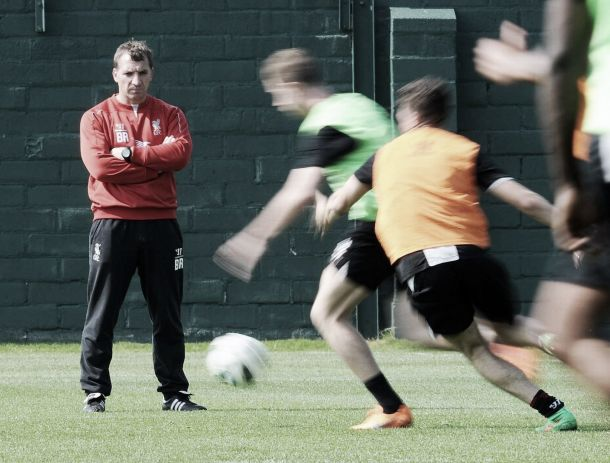 What are Liverpool's aims for the remainder of the season?