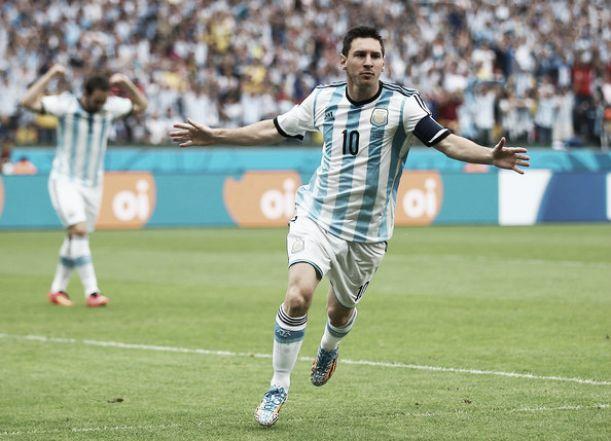 L'Argentine s'impose et assure le spectacle