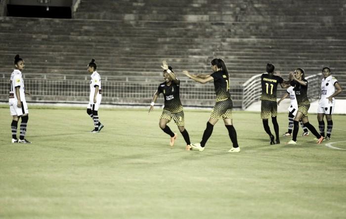 CRESSPOM-DF vence Botafogo-PB e segue invicto no Brasileirão Feminino A2