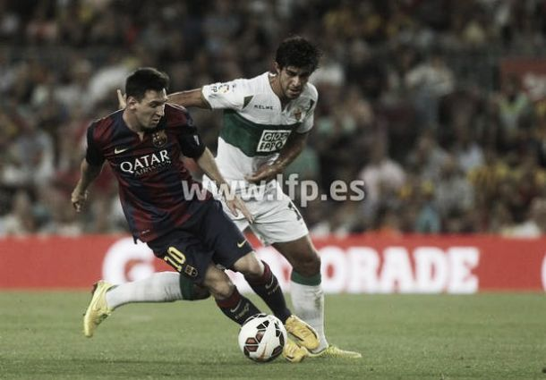 Barcelona - Elche: puntuaciones del Elche, jornada 1