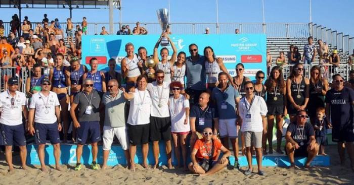Volley F - La Pomì Casalmaggiore conquista lo scudetto del Samsung Lega Volley Summer Tour 2017