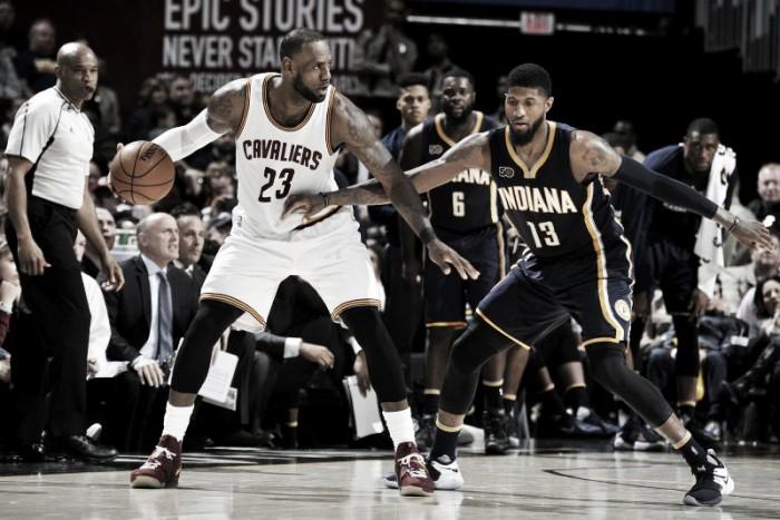 NBA, Cleveland ci prova per George