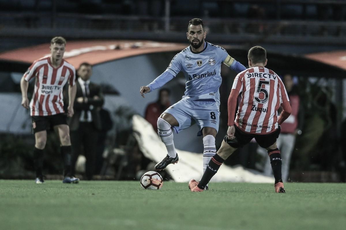 Resultado Grêmio x Estudiantes pela Copa Libertadores 2018 (2-1)
