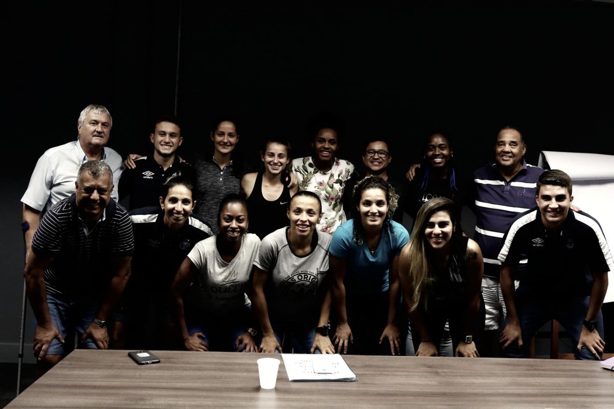 Futebol Feminino do Grêmio inicia preparação para a temporada