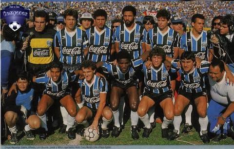 Há 30 anos, o Grêmio iniciava sua trajetória para se tornar o Rei de Copas