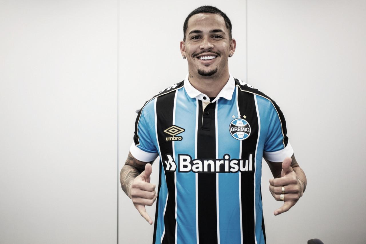 Atacante Luciano, ex-Fluminense, é confirmado como novo reforço do Grêmio