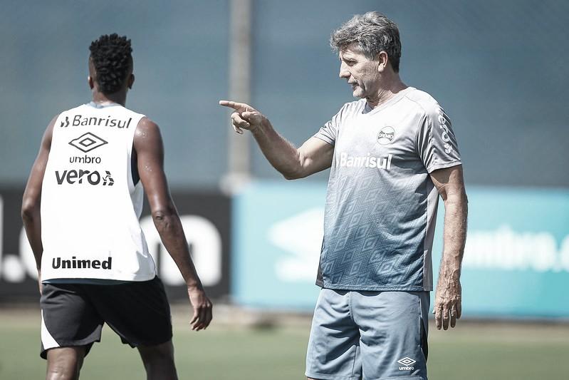 """Grêmio se manifesta sobre ida de Renato Gaúcho à praia: """"Atividade de foro privado"""""""
