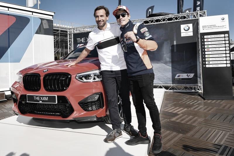 Marc Márquez se lleva por séptima vez el BMW M