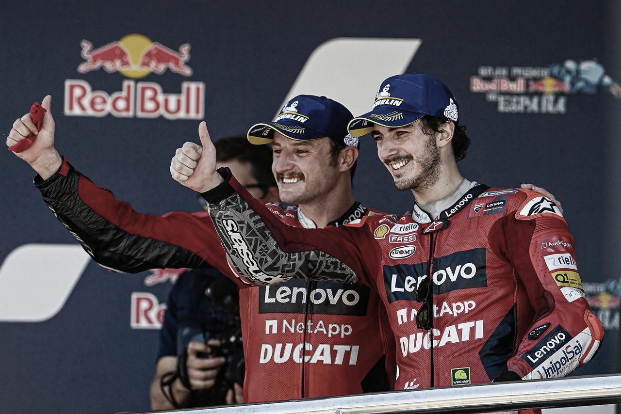 Gran Premio de Mugello 2021: El circuito Ducati