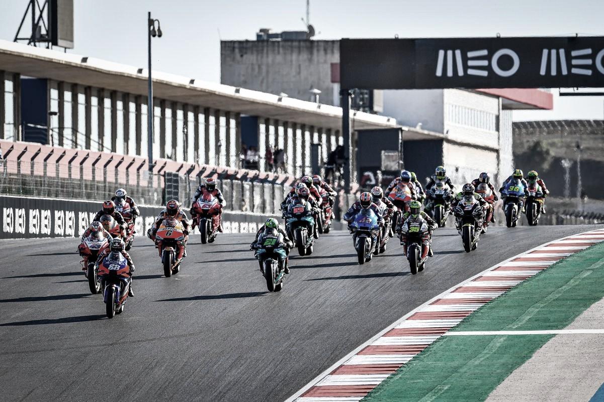 Gran Premio de Portugal MotoGP 2021, horarios y dónde ver