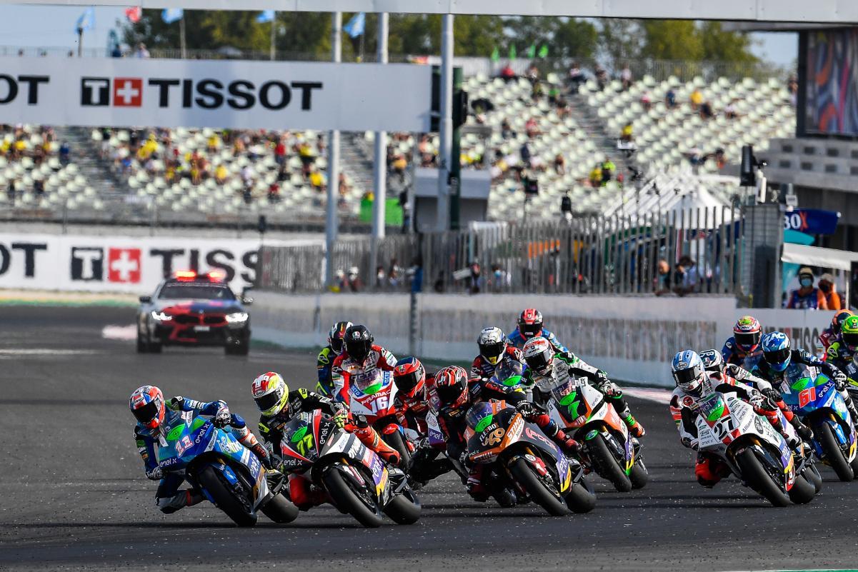 Previa MotoE GP de Francia: últimas dos campanadas