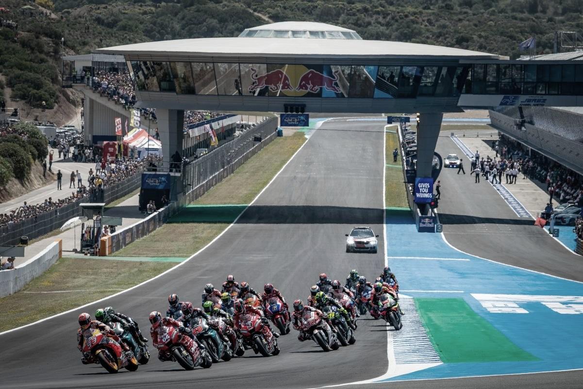 Protocolo de protección para el COVID-19 en el Mundial de MotoGP