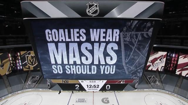 Los pabellones de la NHL empiezan a coger temperatura