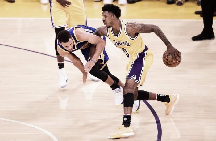 Los Lakers, jóvenes guerreros