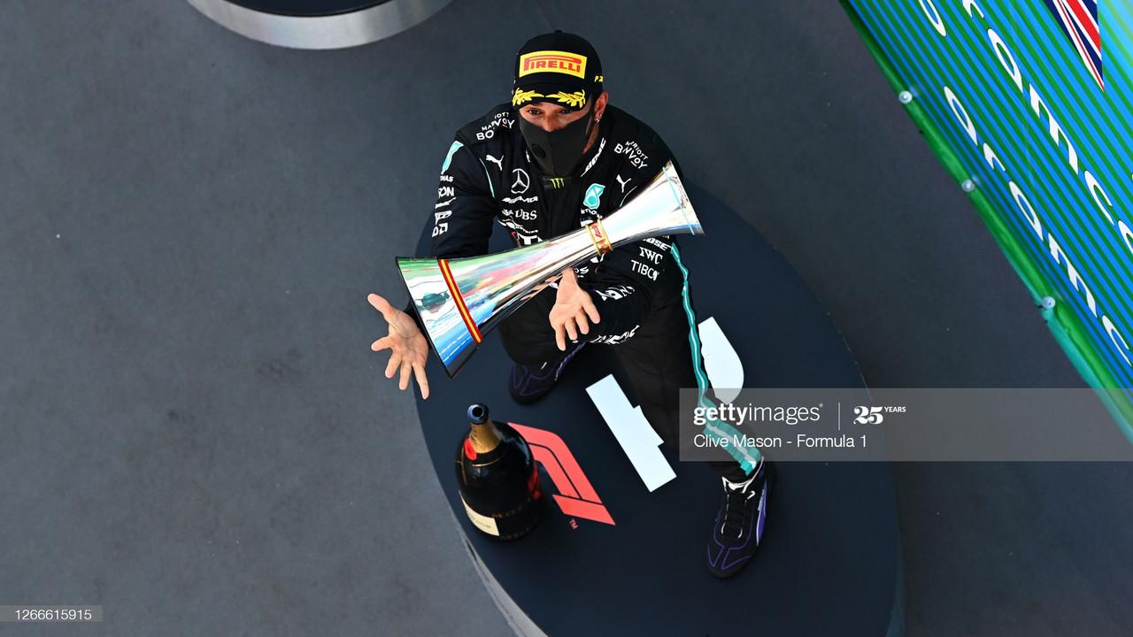 Spanish GP Race Report - Lewis Hamilton takes 88th career win in Barcelona