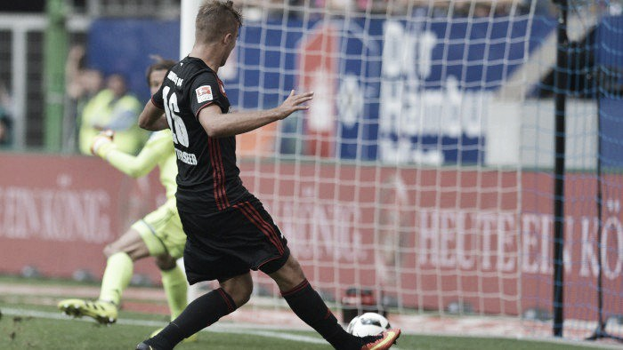 Hamburger SV 1-1 FC Ingolstadt 04: Opportunistic Hinterseer salvages a point for die Schanzer