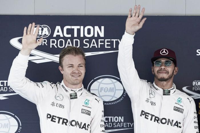 Lewis Hamilton fatura terceira pole do ano na Espanha