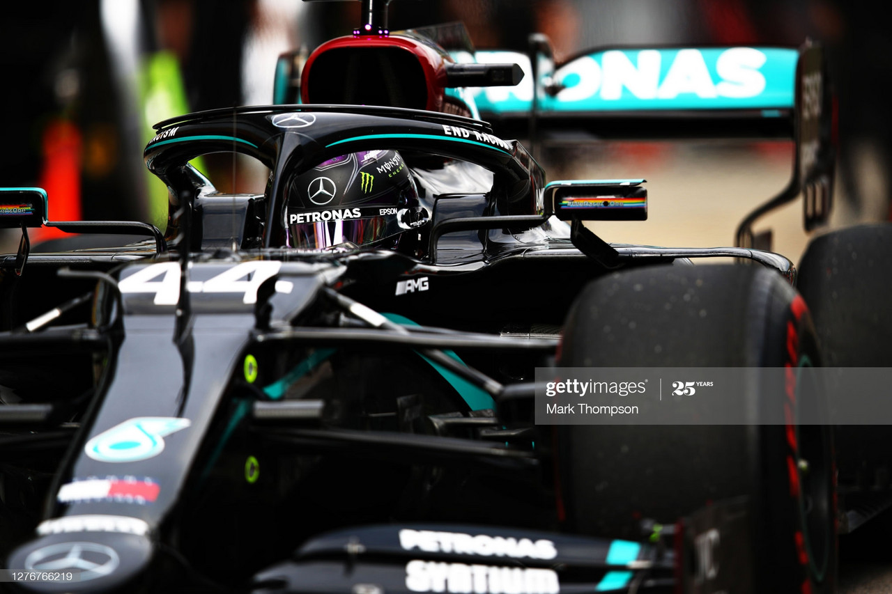Hamilton throws down the gauntlet in FP3 to stun opinions before qualifying